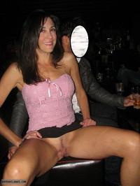 Pussy Flashing