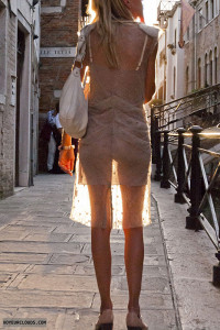 Seethrough Dress