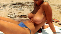 topless beach voyeur blogs