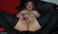 Milf With Vibrator