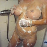 Wife Shower Video
