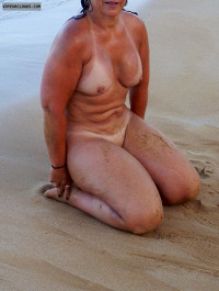 topless beach blogs