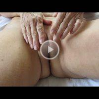 Mature Masturbation Video