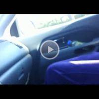 Car Masturbation Video