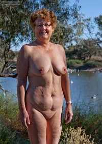Mature Milf Tits Outdoors Cunt Pussy Naked Nude