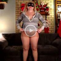 Mrs.West's  Wife Masturbation  Video