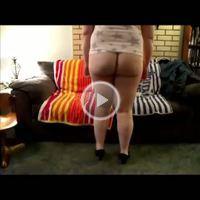 Mrs.West's  Fat Ass  Video