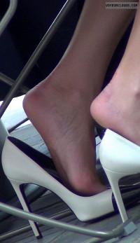 High Heels Voyeur