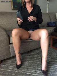 Open Legs