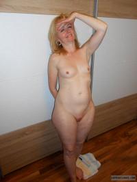 Milf tits pussy