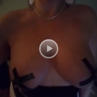 Calicali55's  Tits Out  Video