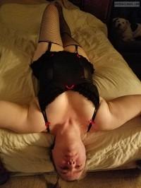 Milf Posing