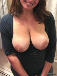 Popped Out Boobs