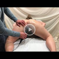 Anal,milf,wife,vibrator,anal plug,orgasm,oiled,pawg,thick,ass,pussy