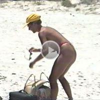 Jholt's  Topless Beach  Video