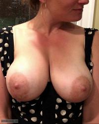 boobie breakout,dress boobs,over the top boobs,milf boobs,big tits,big areola