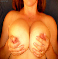 Cupping Tits