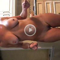 Sexy Amanda's  Nude Boobies  Video