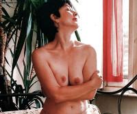 Tits,Nipples,Wife,slut,bitch,shorthair,brunette,italian,milf
