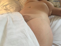Tits,hairy pussy,naked