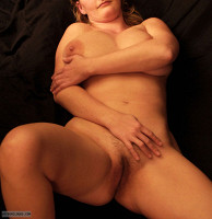 Naked Blonde