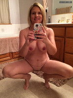 Wife Nude Selfie