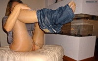 Crotchless Pantyhose