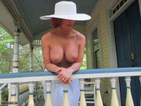 Outdoors Flashing