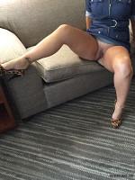 Milf Spread Legs