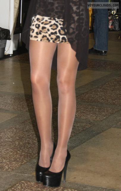 high heels voyeur, street voyeur, high-heels, legs