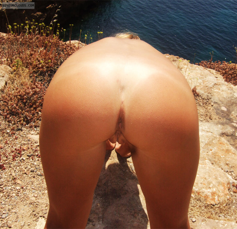 asses Wives bent over naked