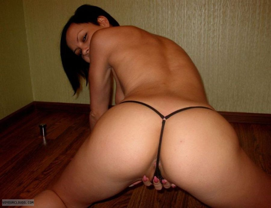 amature wife in thong