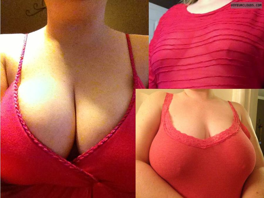 wife tits, cleavage, big tits, big boobs, pokies, wife tits