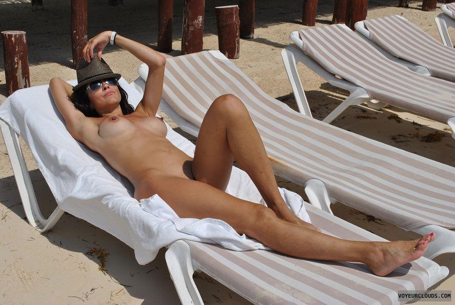 nude milf, swinger milf, sunbath, swinger, nude amateur