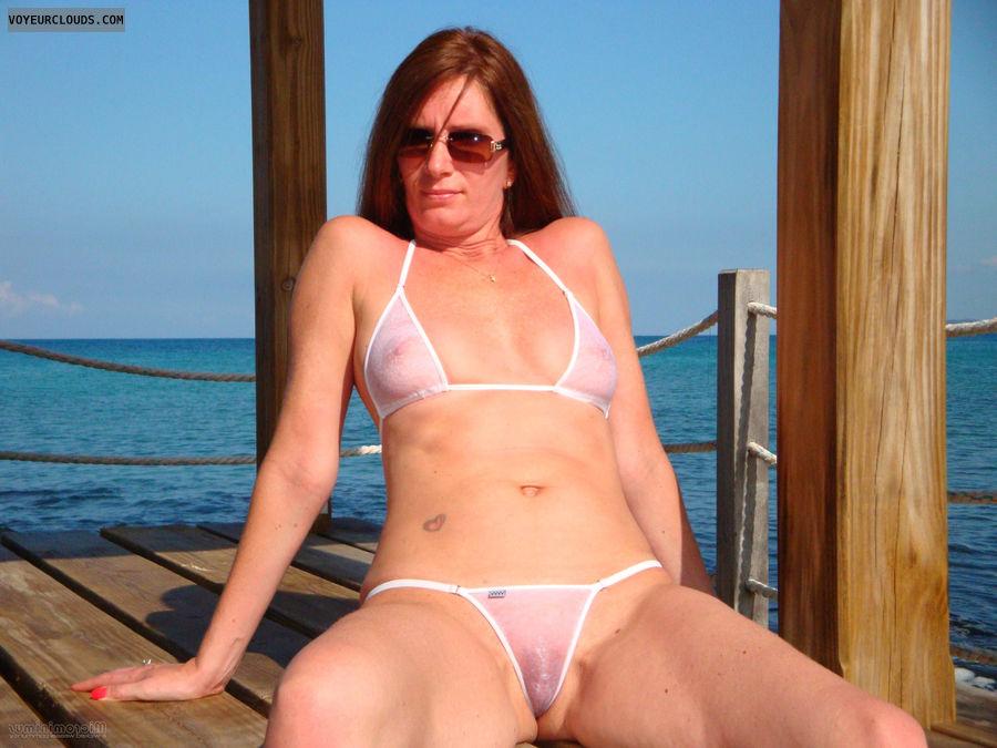 Wife Micro Bikini 111
