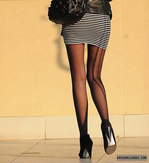 high heels voyeur, street voyeur, high heels, pantyhose