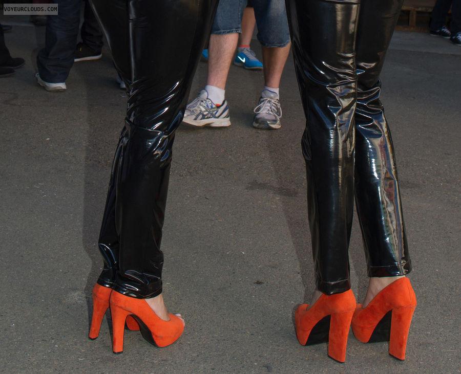 high heels voyeur, street voyeur, high heels, sexy shoes