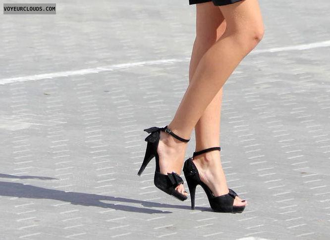 high heels voyeur, street voyeur, high heels, legs