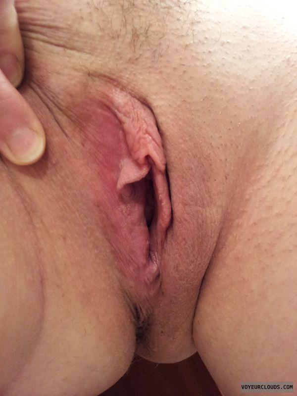 pussy lips, labia, closeup