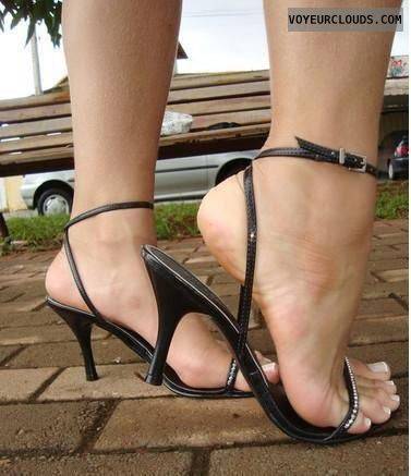 Sexy wife shoes