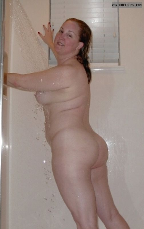 Shower wife naked amateur