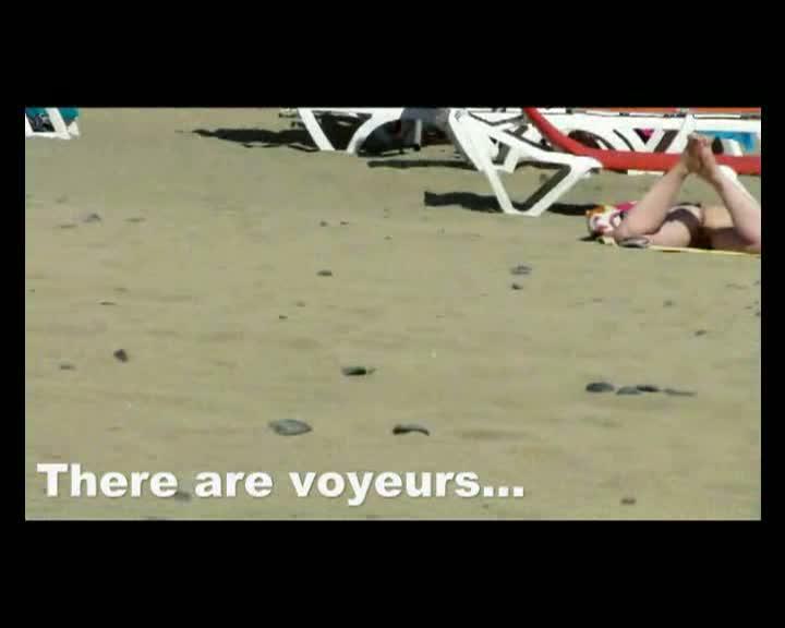 Beach Voyeur Video - Sa-Sh Beach Voyeur Blog