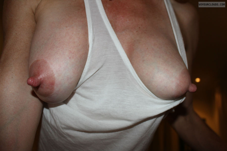 Long nipples, big nipples, horny
