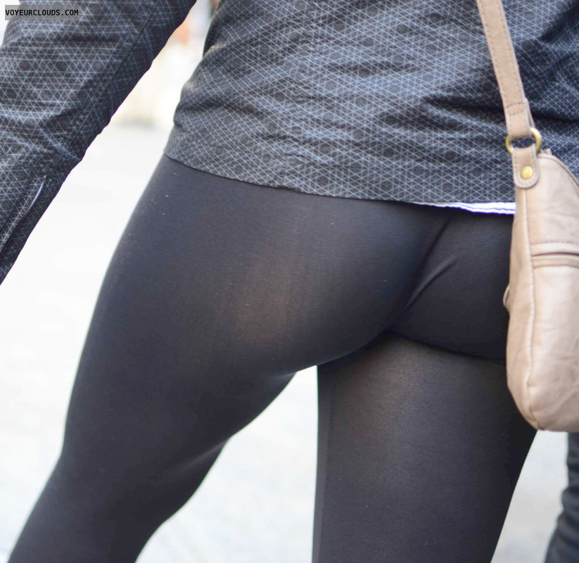 street voyeur, street ass, leggings, tight pants, candid woman