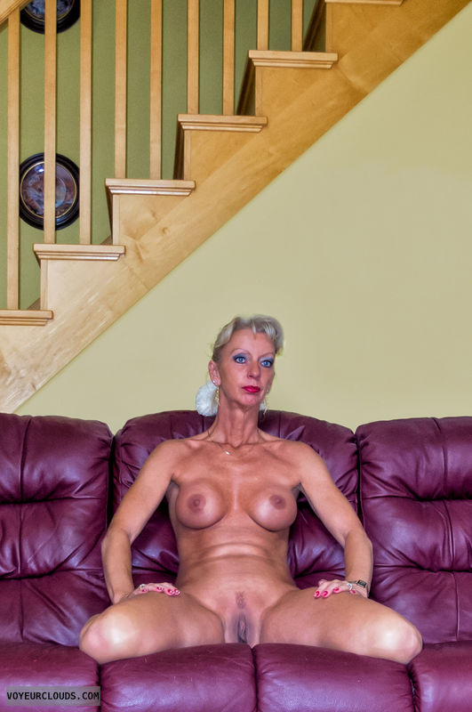 Wife pussy monica