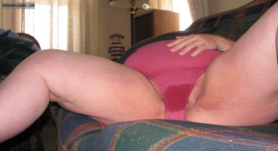 Bbw In Wet Panties 100