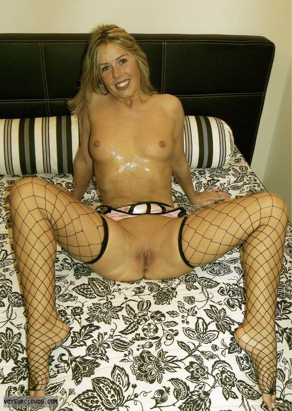 Black ex gf naked