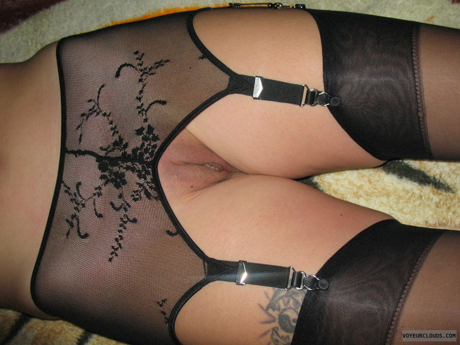 Must wife in garter belt fuck sweet