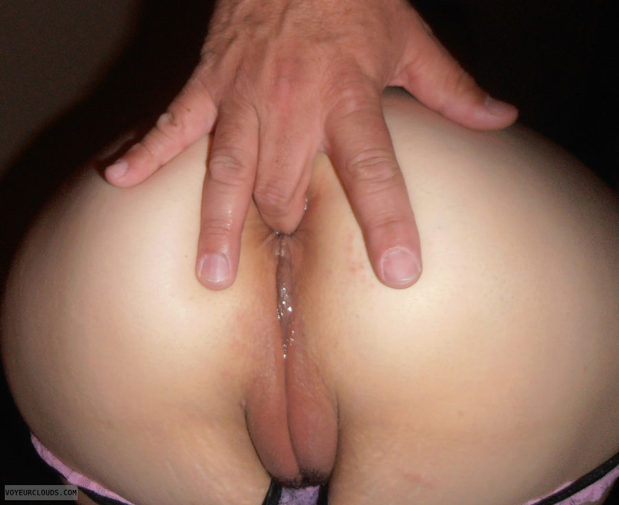Michals recommend Gaping cum fill ass hole