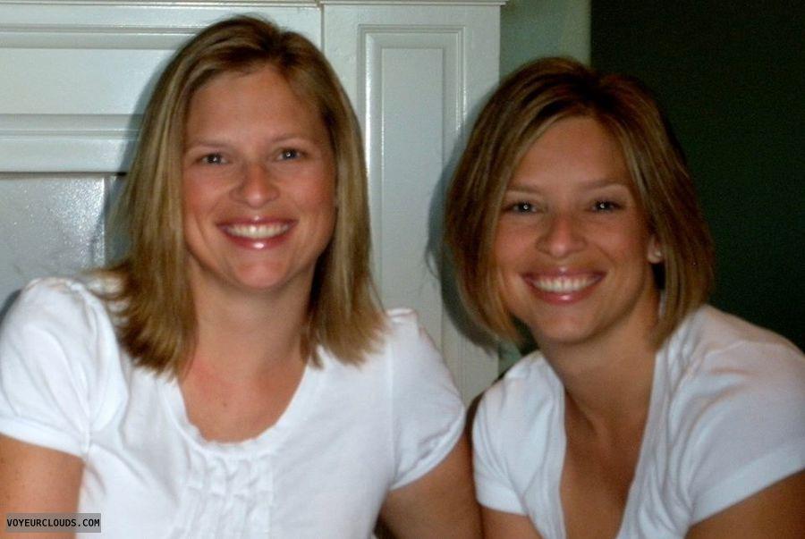 blonde milf, twins, double your pleasue, smiles